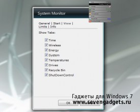 System Monitor 2