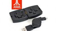 Atari Ion Go Pad – портативный джойстик для аркад