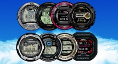 Casio Digital Clocks