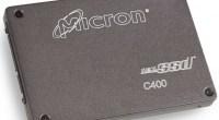 Micron RealSSD C400 SED – SSD-накопитель с аппаратным шифрованием