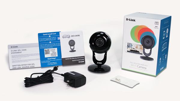 камера видеонаблюдение DCS-2630L