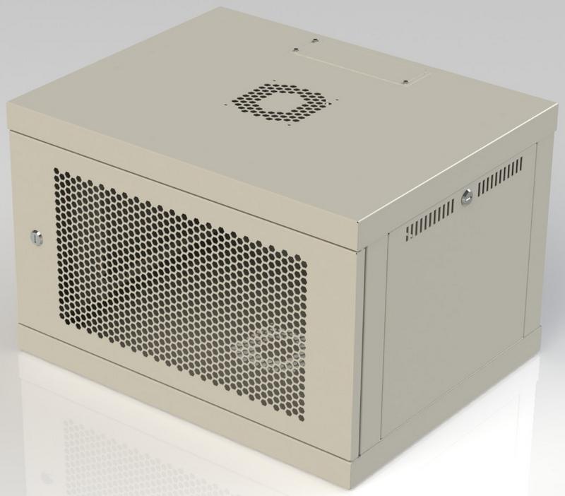 Шкаф серверный настенный 9u 450