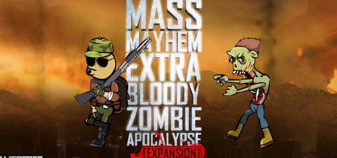 стрелялки зомби