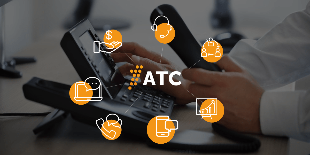 Провайдер IP-телефонии для бизнеса «1ATS»