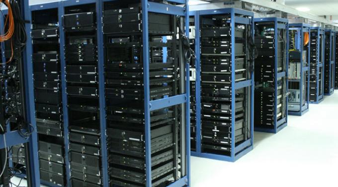 Выделенный сервер в Data-центре